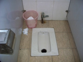 Chinese Toilet- Exhibit B