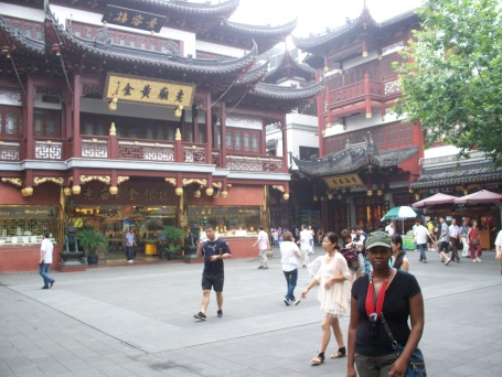 Yu Gardens Bazaar