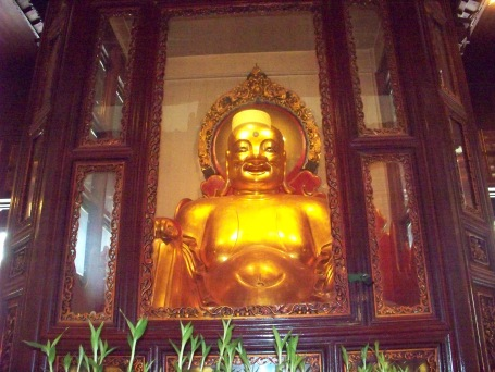 My favorite, The Happy Buddha