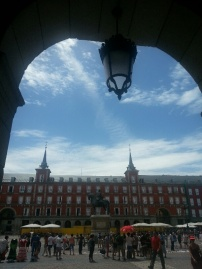 Madrid's Plaza Mayor