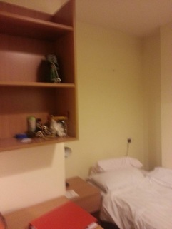 My room at LSE BanksideHouse