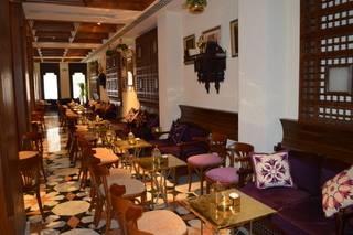 Naguib Mahfouz Cafe (via Google Images)