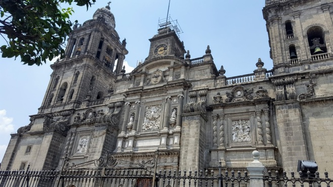 Mexico City's Metropolitan Cathedral